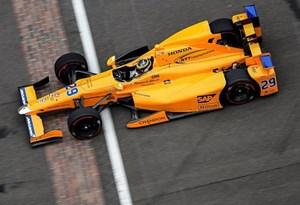 """Alonso brilhou em Indianápolis e conquistou os """"States""""!"""