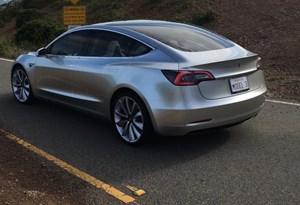 Veja as diferenças entre o Tesla Model 3 e o Model S
