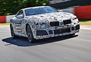 BMW confirmou que vai haver um M8… mostrando-o a acelerar!