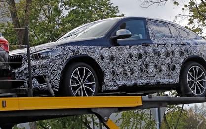 BMW já trabalha na renovação do X4