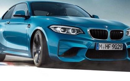 """Descubra o que mudou no """"facelift"""" do novo BMW M2"""
