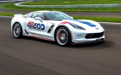 """Está escolhido o """"Pace car"""" para a Indy 500"""