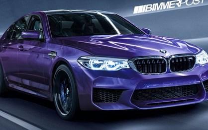 Novo BMW M5 vai passar dos 600 cv