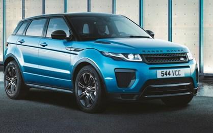 Range Rover Evoque ganha versão especial Landmark
