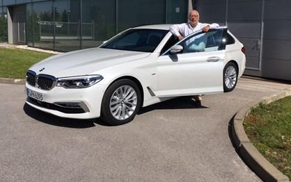 Já guiámos o BMW Serie 5 Touring