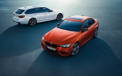 BMW Série 3 ganha edições especiais