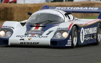 HOJE HÁ 35 ANOS: Porsche 956 surgiu em Silverstone