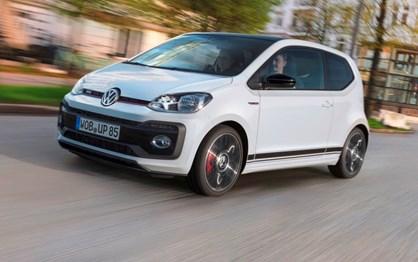Volkswagen Up! GTi já foi revelado