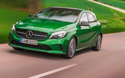 Mercedes terá motores 1.2 e 1.4 a gasolina