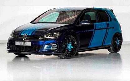Volkswagen revela Golf GTI com 410 cv criado por estagiários