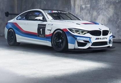 """Veja o BMW M4 GT4, a nova """"arma"""" da BMW Motorsport"""
