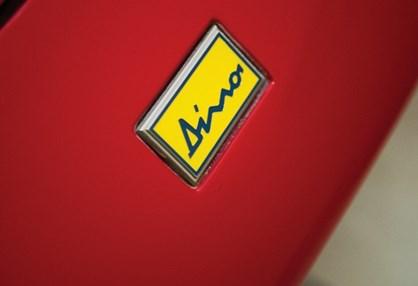 Ferrari Dino – passado pode ter presente