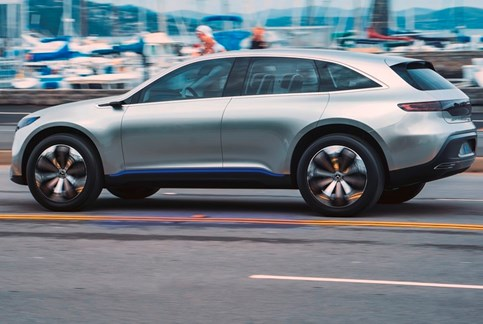 """Mercedes constrói a sua """"Gigafactory"""" de baterias"""