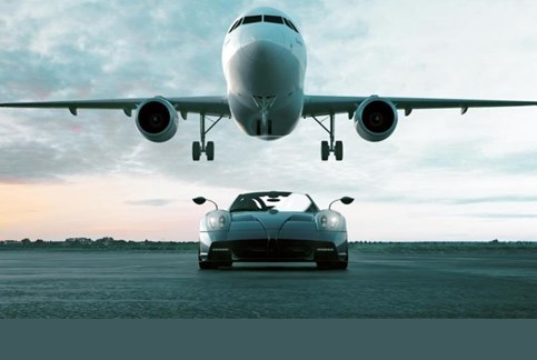 Pagani cria cabine de avião