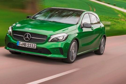 Mercedes aposta em motores 1.2 e 1.4 a gasolina