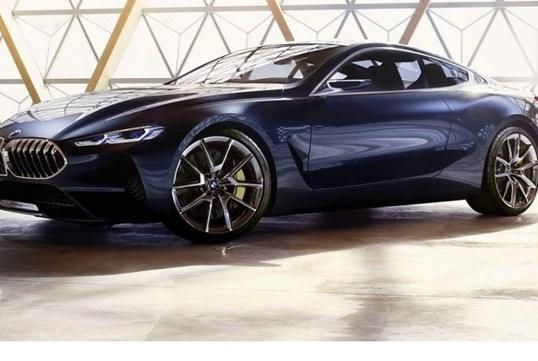 Vai ser assim o espantoso BMW Série 8!