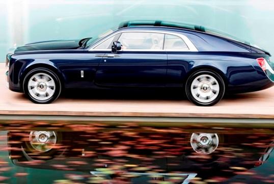 Rolls-Royce de dez milhões por encomenda especial!