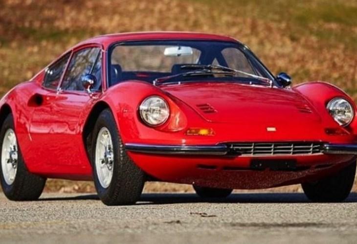 Ferrari diz não aos SUV e talvez ao Dino