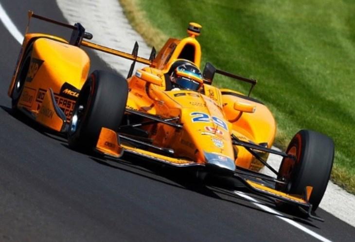 Indy 500: Não há motor que resista a Alonso!