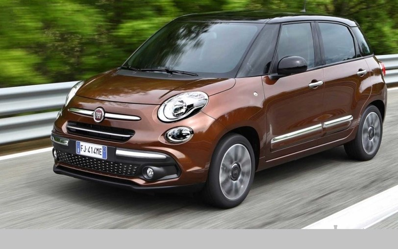 Novo Fiat 500L chega em Julho
