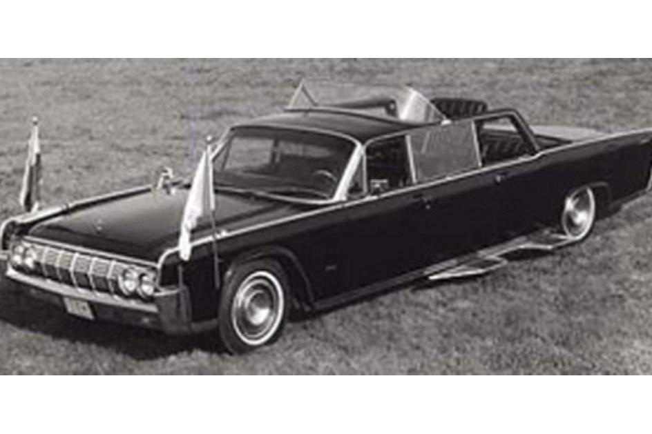 Lincoln Continental - 1965 - Papa Paulo VI