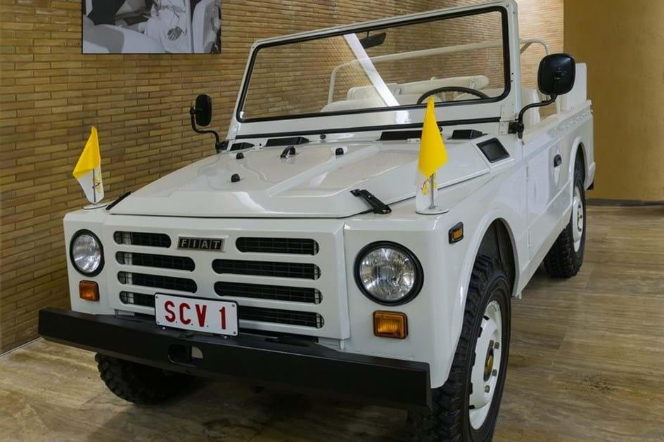 Fiat Campagnola - 1981 - Papa Paulo VI