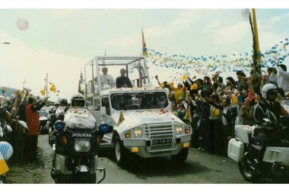 UMM - 1991 - Papa João Paulo II