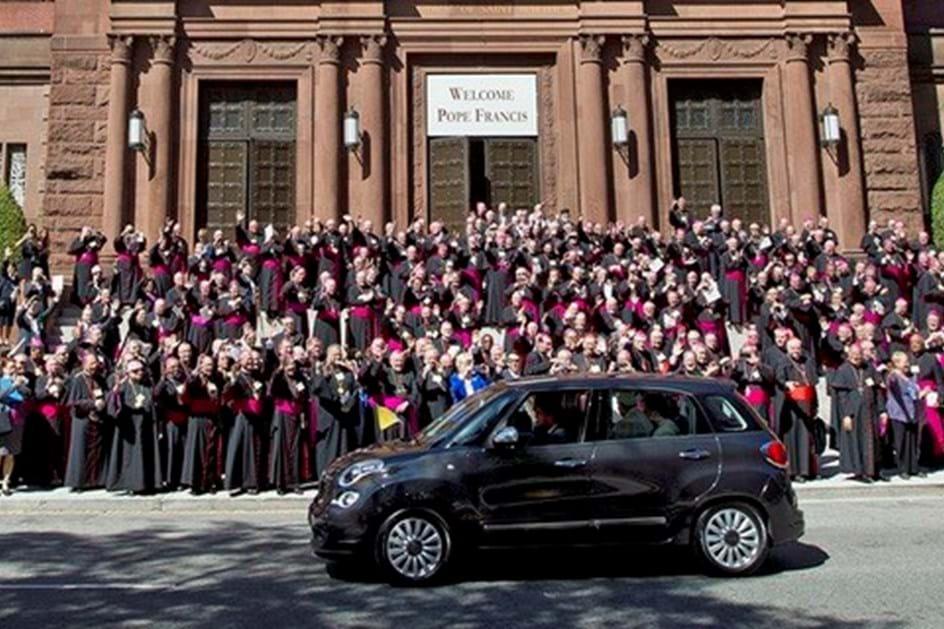 Fiat 500L – 2015 – Papa Francisco
