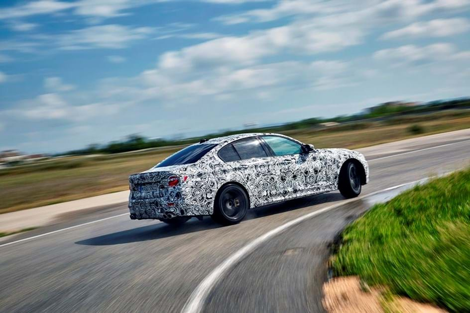 Tudo o que já se sabe do melhor BMW M5 de sempre!