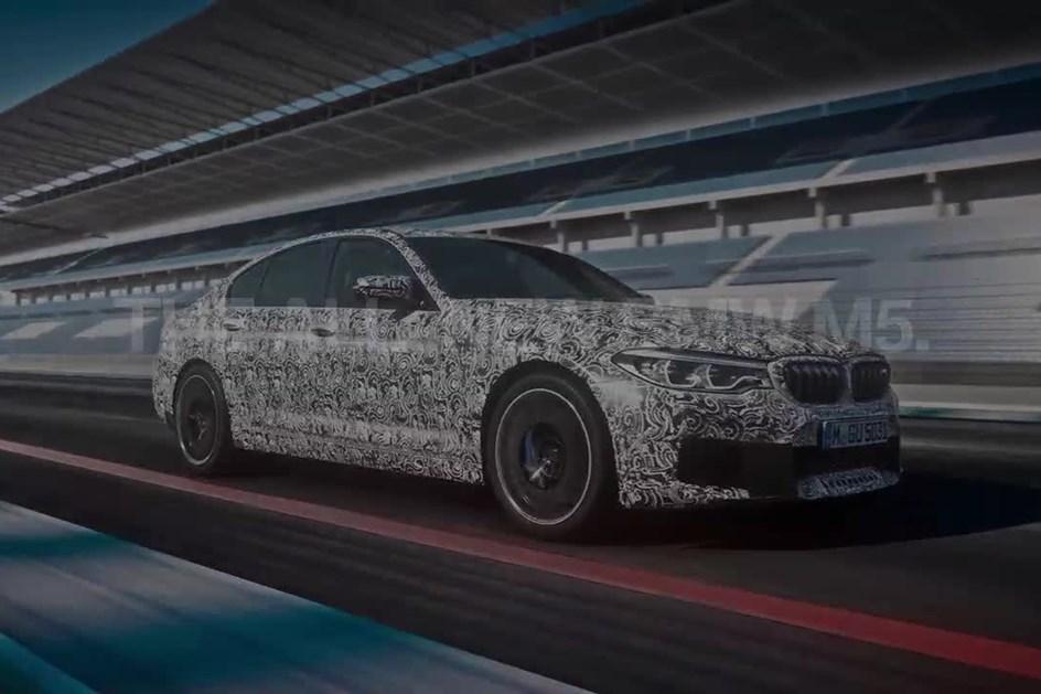 Tudo o que já se sabe do melhor BMW M5 de sempre !
