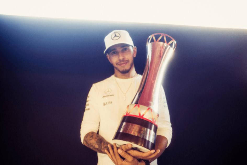 Hamilton abdicou de água no GP de Espanha