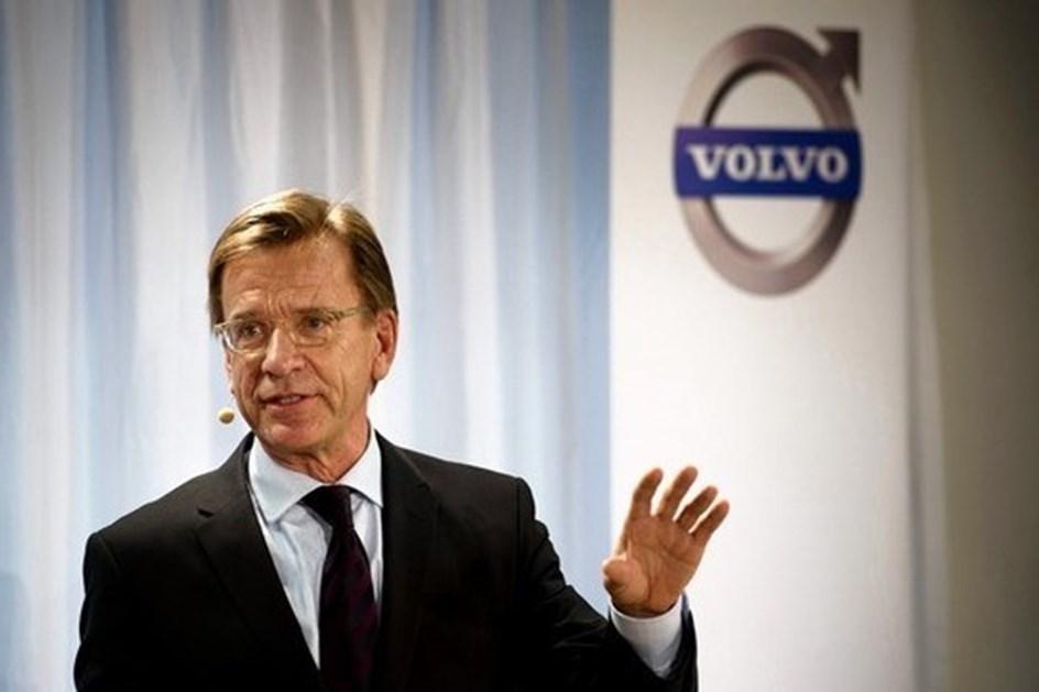 Volvo deixa o diesel