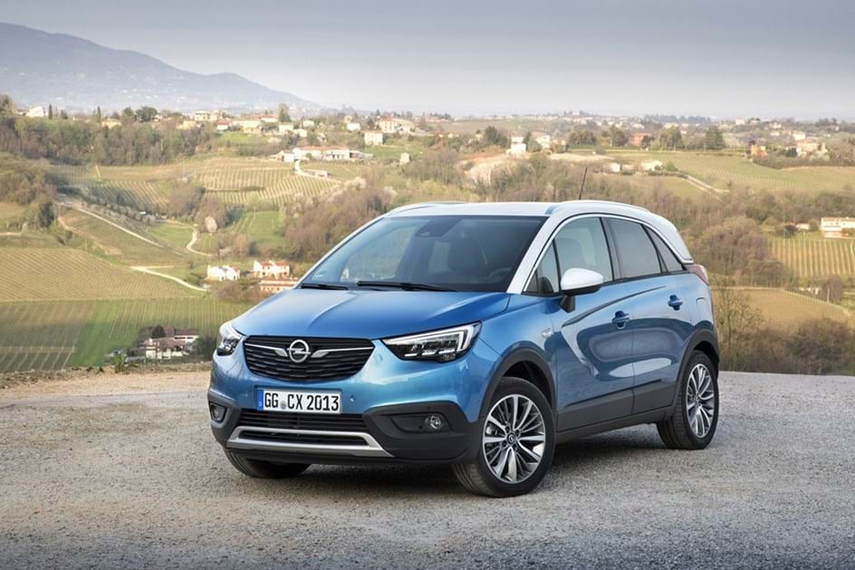 Opel Crossland X chega em Junho por 17.980 €