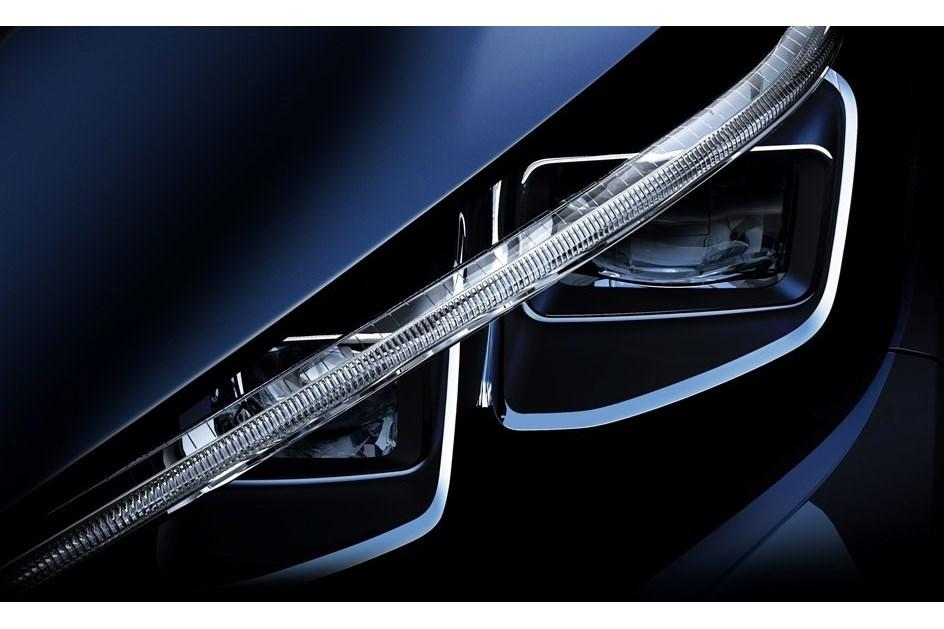 Nissan mostra primeira imagem do novo Leaf