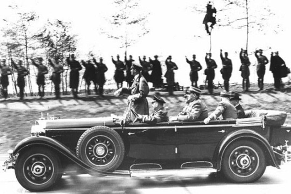 HOJE HÁ 82 ANOS: A primeira auto-estrada