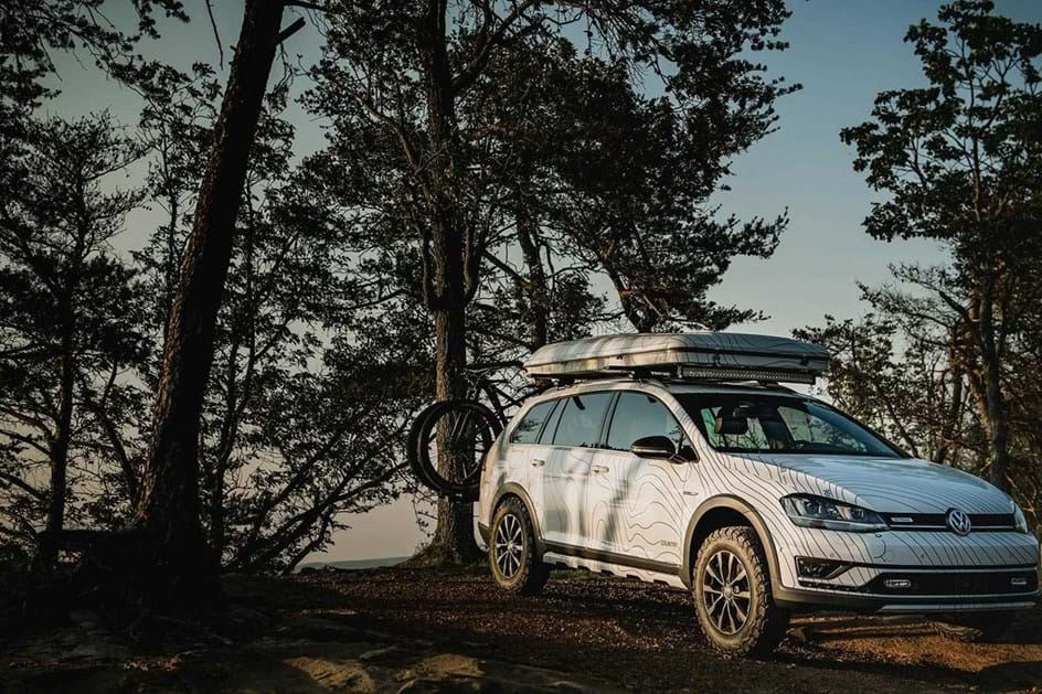 Golf Alltrack Country Concept