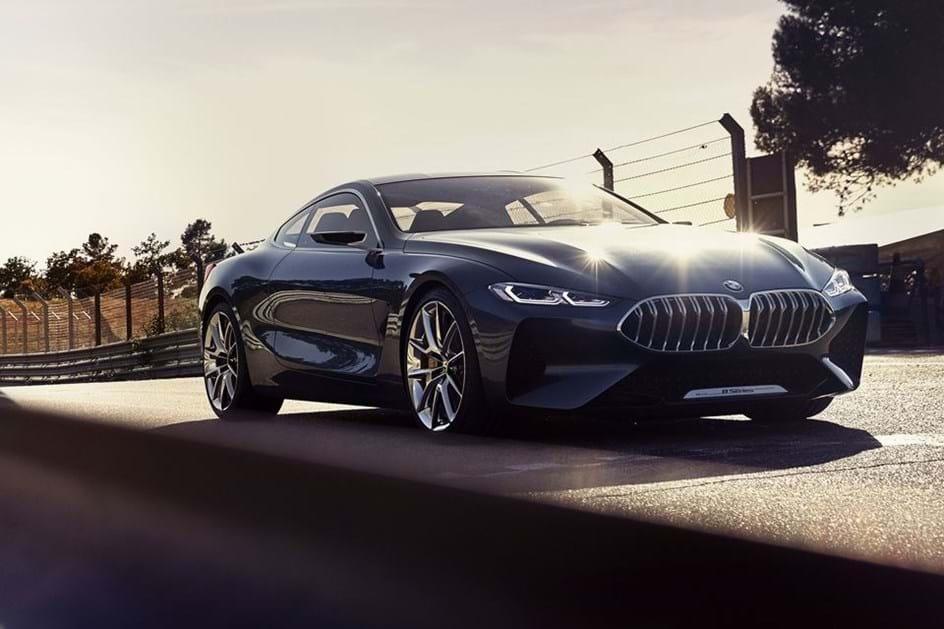 O BMW Série 8 por dentro, por fora e em todos os detalhes!