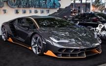 Lamborghini Centenario esteve na estreia do novo Transformers