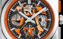 Bell & Ross lança relógio inspirado no concept-car AeroGT