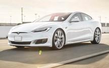 Tesla Model S P100D passa os 900 km de autonomia