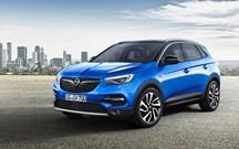 Opel Grandland X chega em Novembro