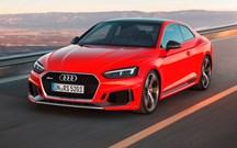 Novo Audi RS 5 já chegou e vem com 450 cv!