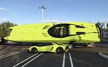 Lamborghini e super-barco custam 2,1 milhões