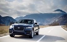 Jaguar XE, XF e F-Pace ganham motor de 300 cv