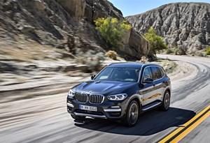 Conheça com todo o detalhe a terceira geração do BMW X3