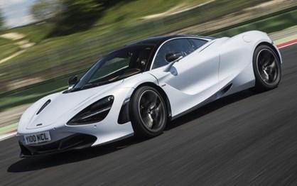 As melhores imagens do McLaren 720S