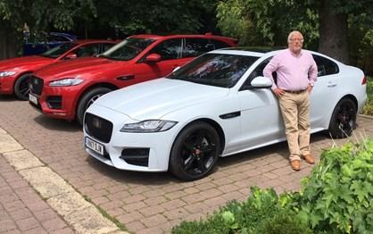 Guiámos os novos motores Jaguar