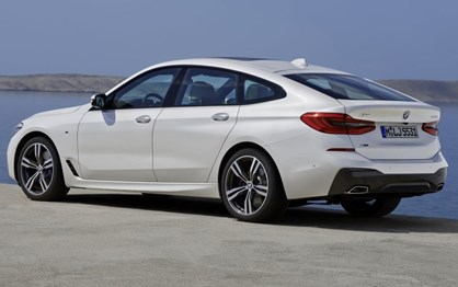 BMW já mostrou o Série 6 GT