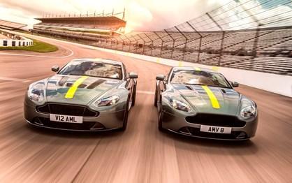 Veja os primeiros Aston Martin AMR