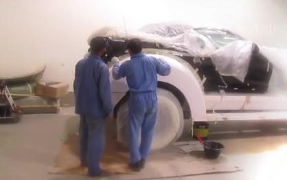 Um Ford Mustang ao nível de um sheikh